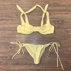 Beach riot / KAOHS bikini set